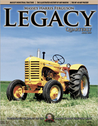 HOME - Massey, Harris, Ferguson, Legacy Quarterly Tractor